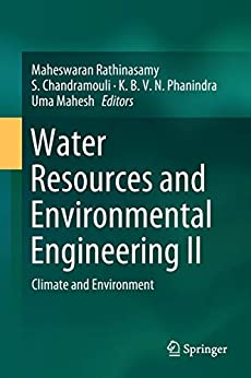 Descargar Libros En Ingles Water Resources and Environmental Engineering II: Climate and Environment Formato Kindle Epub