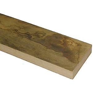 Holz Zuschnitt genau auf Ihr gewünschtes Maß. Eiche massiv 25 mm stark sägerau, ungehobelt. Maximales Maß L-100 x B-5 cm (Weitere Zuschnittmaße siehe andere Artikel)