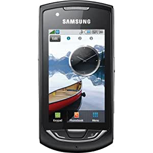 Samsung S5620 -Player Star 2 Téléphone portable Quadribande Bluetooth Noir