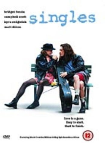 Singles [DVD] [1992] by Bridget Fonda