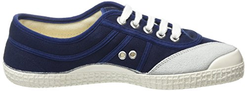 Kawasaki Rainbow Basic Dark Navy - Chaussures D'athlétisme Unisexes Basses Bleues (dark Navy)