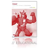Poser 7 Core Video Training (Student/Teacher) (Mac/PC DVD)