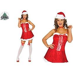Disfraz de Mamá Noel adulta sexy
