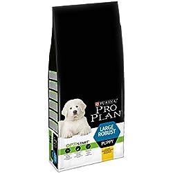 PRO PLAN Large Robust Puppy avec OPTISTART Riche en Poulet - 12 KG - Croquettes pour chiots de grande taille