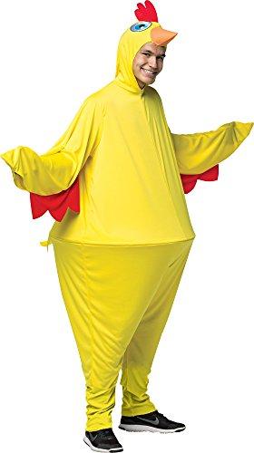 Generique - Huhn Kostüm für Erwachsene