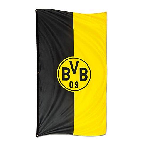 BVB-Hissfahne im Hochformat (100x200 cm) one size