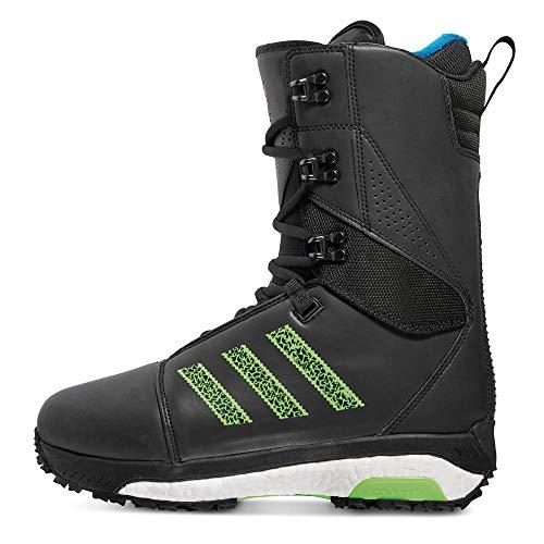 adidas Originals Snowboard Boots Tactical Boost - Core Black/Solar Green/White Adidas Boot