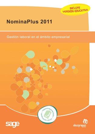 NominaPlus 2011: Gestión laboral en el ámbito empresarial (Informática) por 'Sage'