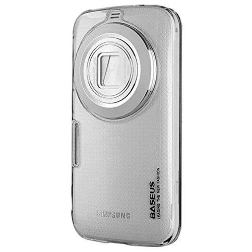 BASEUS Sky Serie Back Cover für Samsung Galaxy K Zoom SM-C115 ClipOn Tasche Case Hülle Schutz Handytasche Farbe Transparent Klar