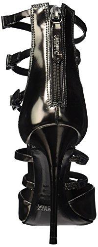 Schutz Damen Women Sandals Riemchensandalen Braun (New Aco)