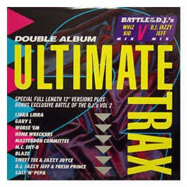 Libra Libra, Gary L, DJ Jazzy Jeff & Fresh Prince + Battle of the DJs Whiz Kid/DJ Jazzy Jeff [Vinyl - Ultimate Prince