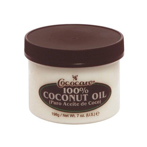 100% huile de coco 7 oz (198 g) - Cococare