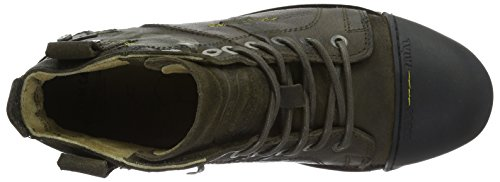 Yellow Cab INDUSTRIAL M Industrial M, Chaussures montantes homme Vert