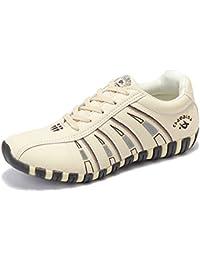 gracosy Zapatos Mujer Zapatillas de Gimnasia Deportes Ocasionales Cordones de Malla Deportivos Zapatillas Deportivas Zapatillas Bajas Interiores Zapatillas de Tenis Exteriores