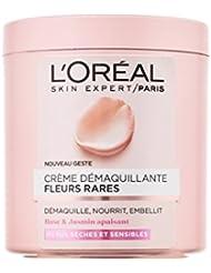 L'Oréal Paris Toilette aux Fleurs Crème Démaquillante Tous Types de Peaux 200 ml