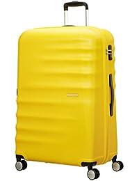 Trolley grande 77 cm 4 ruote   American Tourister Wavebreaker   15G003-Sunny Yellow