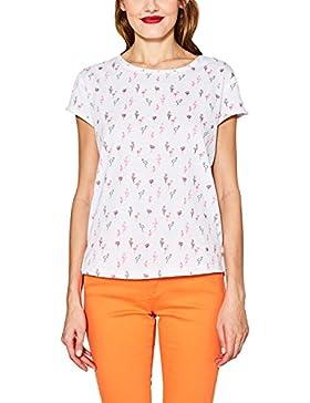 ESPRIT 067ee1k063s, Camiseta para Mujer