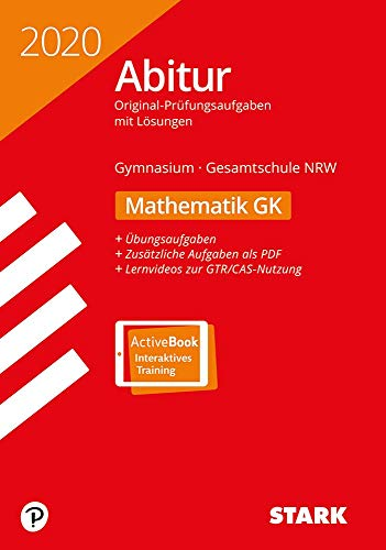 STARK Abiturprüfung NRW 2020 - Mathematik GK
