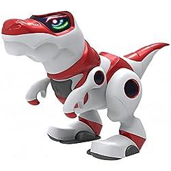 Giochi Preziosi Juguete Teksta, Dinosaurio Rex Interactivo con Hueso