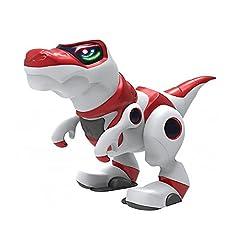 Idea Regalo - Giochi Preziosi - Teksta Robot Dinosauro T-Rex Interattivo con Osso