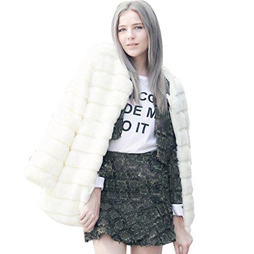 Morwind Mujer Invierno Abrigo,Prendas de Vestir Las Mujeres de otoño Invierno Elegante...