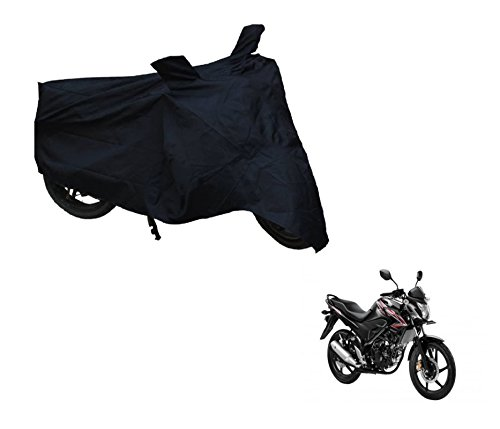 Auto Hub Black-Matty Bike Body Cover For Honda CB Trigger  available at amazon for Rs.235