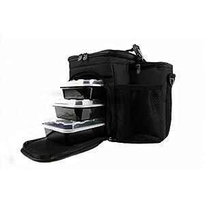 Isolator Fitness Isobag 3 Mahlzeiten Management System – Isolierte Mahlzeiten-Kühltasche