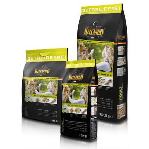 Belcando Adult GRAIN-FREE Poultry 12,5 kg