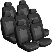 Maßgefertigt Maß Sitzbezüge Sitzbezug Opel Zafira C  7-Sitze ab 2011