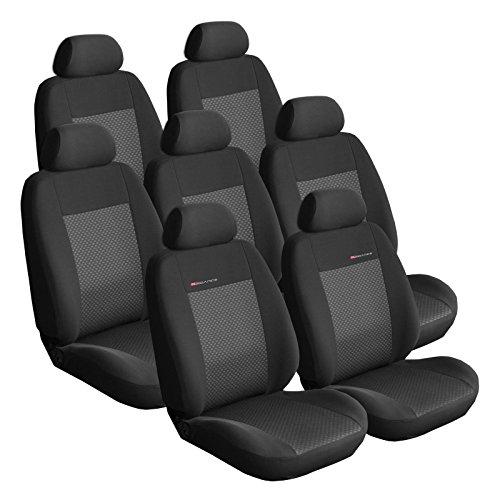 Opel Zafira B 7 Sitze 03-05 Maßgefertigte Sitzbezüge gebraucht kaufen  Wird an jeden Ort in Deutschland