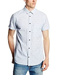 Jack & Jones Jorshark Shirt S/S, Veston Homme