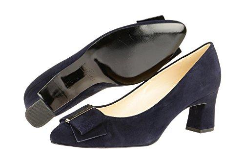 Peter Kaiser 43873/238, Chaussures Femme Bleu Foncé