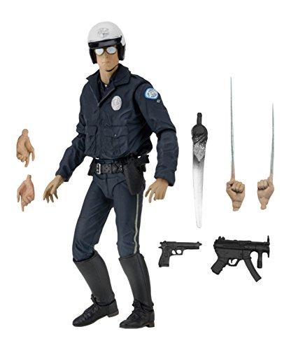 Terminator 251914Ultimate t-1000Motorrad Cop Figur, 17,8cm