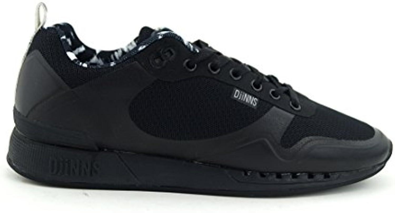 Djinns Sneaker Easyrun/Yawn Black  Billig und erschwinglich Im Verkauf