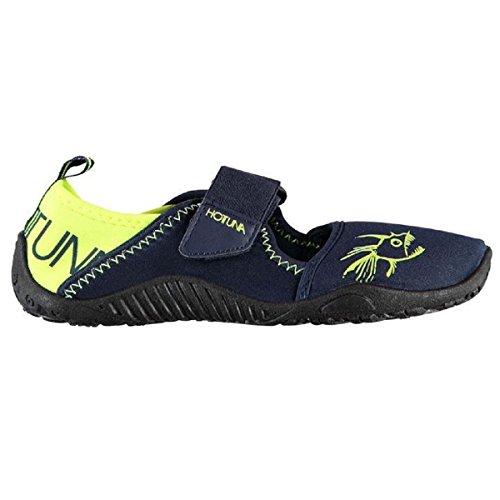 Hot Tuna Splasher Aqua Schuhe Navy/Green Sandals