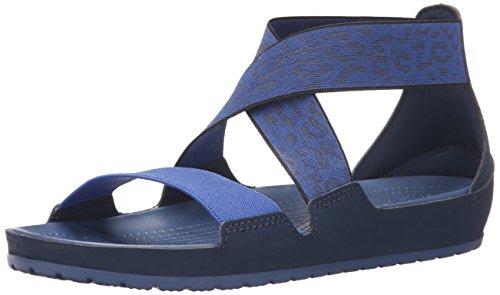 crocsanna-sandali-donna-blu-navy-bijou-blue-39-eu