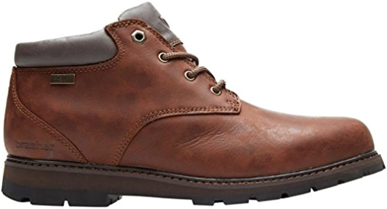 Brasher Brown Mens Country Traveller Walking Schuh Walking Stiefel Braun  Braun  42