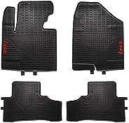 Hyundai Santa 5 Seats 2013-2015 Car Mat Set, Black, F29-41