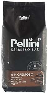 Pellini Espresso Bar N. 9, Cremoso - 1000 gr