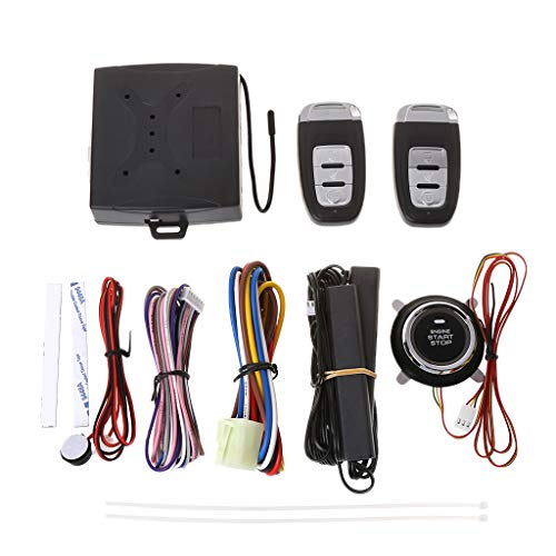 Wireless-keyless-entry-system (Guangtian Car Security Alarm System mit PKE Passive Keyless Entry-Fernverriegelung)