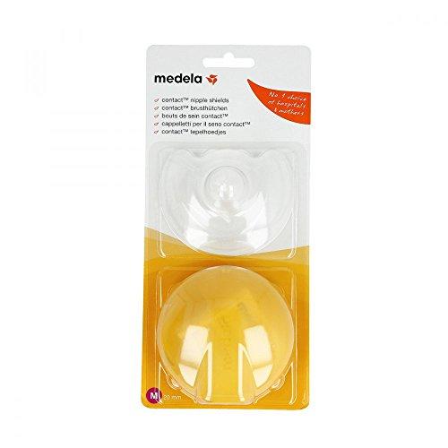 Preisvergleich Produktbild MEDELA Brusthütchen Contact M 2 St