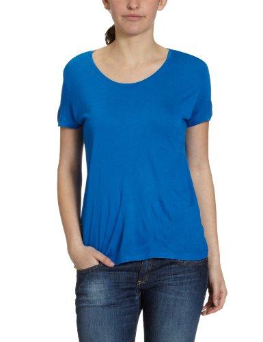 ONLY Damen T-Shirt, 15063772 Blau (NAUTICAL BLUE)