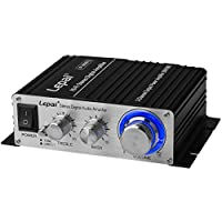 ‏‪Lepai LP-2020TI Digital Hi-Fi Audio Mini Class D Stereo Amplifier with Power Supply‬‏