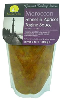 Moroccan Tagine Sauce, Easy to use authentic sauce just add meat or vegetables.GLUTEN FREE