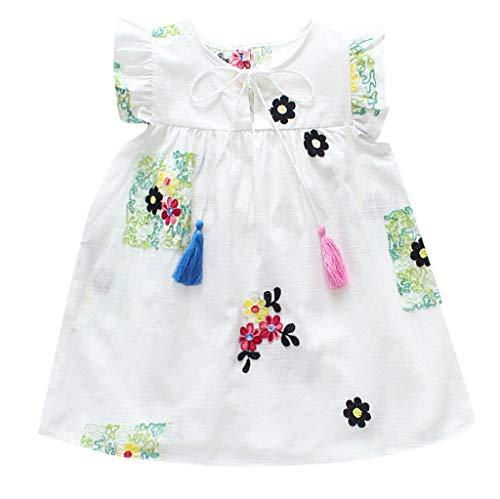 90d615297 Poachers Vestido Niña Fiesta Verano Princesa Infantil Elegante ...