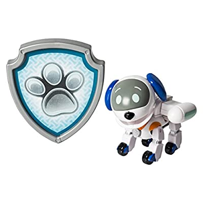 Paw Patrol Action Pack Pup and Badge [Robo Dog] de Paw Patrol