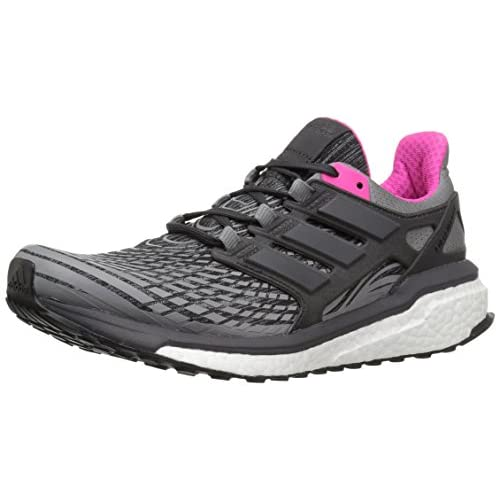 41oe RWpC7L. SS500  - adidas Womens Energy Boost Fabric Low Top Lace Up Running Sneaker