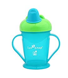 1st Step ST-1175BL Spill Proof Cup (Blue)