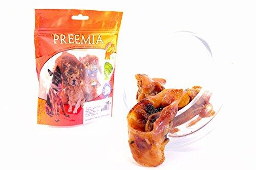 Bonya Smile Schweineohrmuscheln 200g Hunde Geschenk Kausnacks Haustier Gesunde Hundesnacks