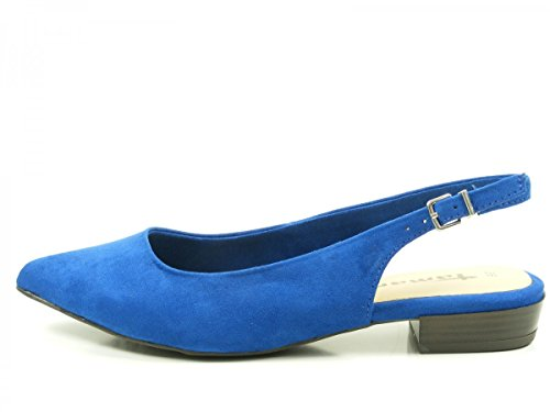 Tamaris 1-29403-28 Calzature Donna Sandali Sling Blau